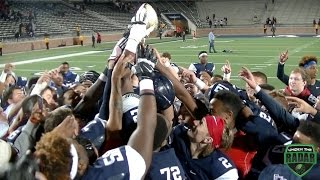 No. 7 Allen (Texas) vs Euless Trinity: Texas Class 6A, Division I Playoffs Highlight 2016