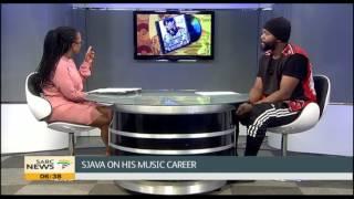 Jabulani 'Sjava' Hadebe on his single 'Ek'seni'