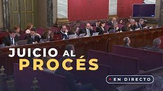 Nueva Jornada Del Juicio Al Procés: Declaran Los Exconsellers Que Dejaron El Govern Antes Del 1-O