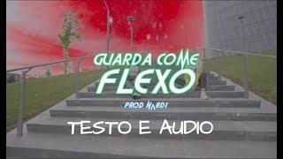 MAMBOLOSCO Feat EDO FENDI   GUARDA COME FLEXO Testo + Audio