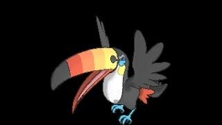 Toucannon  - (Pokémon) - Pokemon Sun & Moon Movesets: Toucannon