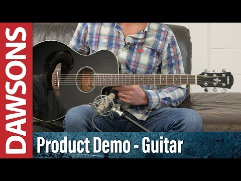 Yamaha APX600 Electro Acoustic Review