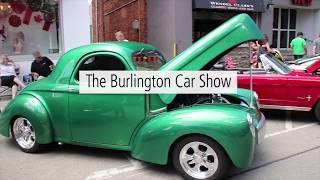 2018 Burlington Car Show
