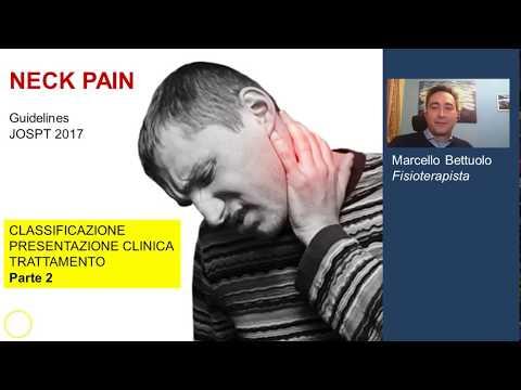 Osteocondrosi mal di testa come rimuovere