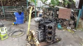 привезли запчасти ,косяки по конструктиву двигателя ЯМЗ 236.