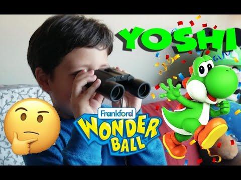 Yoshi Wonderball Super Mario