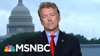 Senator Rand Paul On Haspel: 'Torture Is Not What America Stands For' | Velshi & Ruhle | MSNBC
