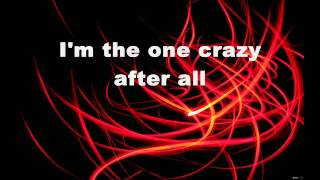 Daughtry - Crazy (Lyrics on Screen & Description)