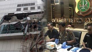Ledakan di Mal Taman Anggrek Diduga Kelalaian Petugas, Sudah Ada 2 Tersangka