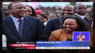 Abduba Dida accuses President Uhuru Kenyatta of being out of touch with suffering of Kenyans