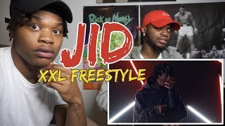 J.I.D Freestyle — 2018 XXL Freshman   REACTION