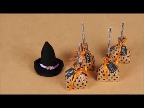 Décorez vos sacs à bonbons pour Halloween