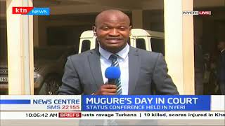 26 witness lines up to testify against Peter Mugure for the murder of his wife and two children
