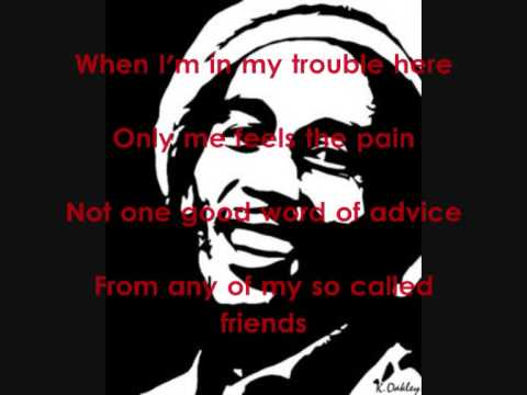 Peter Tosh / The Wailers - No Sympathy