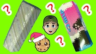 What's Inside? Surprise Christmas Package Gift From Gamer Chad / Chad Alan Toys - Cookieswirlc Video