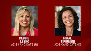 Tight race in what was safe GOP district in Arizona