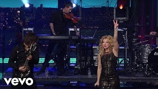 The Band Perry - Better Dig Two (Live On Letterman)