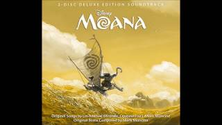 """Disney's: MOANA-""""We Know The Way"""" (Extended Version)"""