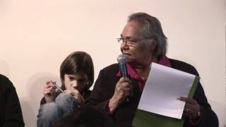 INTERVENTION - 04 - Rosalie Kunoth-Monks
