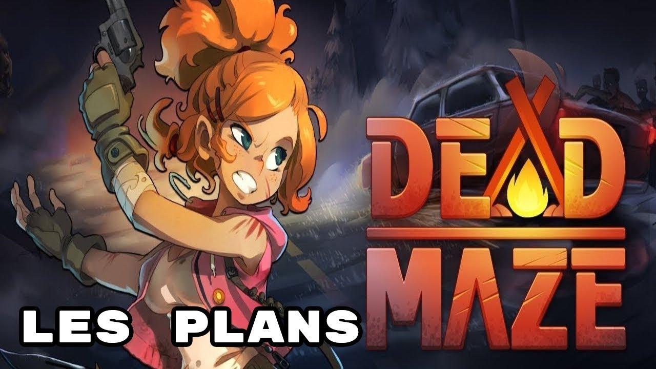 Dead Maze les plans Galerie Sunset 4/4