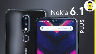 Nokia 6.1 Plus (X6) review | comparison with Mi A2 and Honor Play