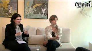 клеманс поэзи, Интервью Клеманс в Афинах (13-й французский кинофестиваль)
