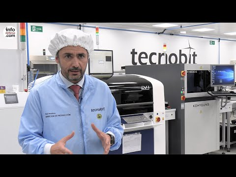 Tecnobit muestra su fábrica de Valdepeñas de tecnologia punta