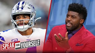 This Is A Do Or Die Year For Dak, Talks AB Walking Away From NFL — Acho | NFL | SPEAK FOR YOURSELF