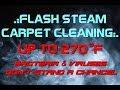 Flash Steam Carpet Cleaning San Diego - Truckmount | Santee, La Mesa, Scripps Ranch, Poway, Del Mar