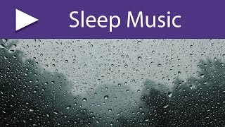 8 HOURS Relaxing Rain Sounds to Sleep to, White Noise Music Generator for Healing