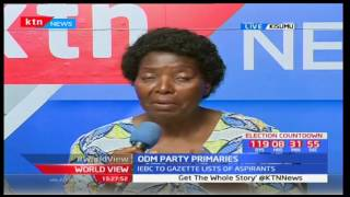 Will ODM party leader Raila Odinga keep his promise of not interfering with party primaries?