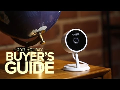 Your holiday 2017 smart home tech gift guide