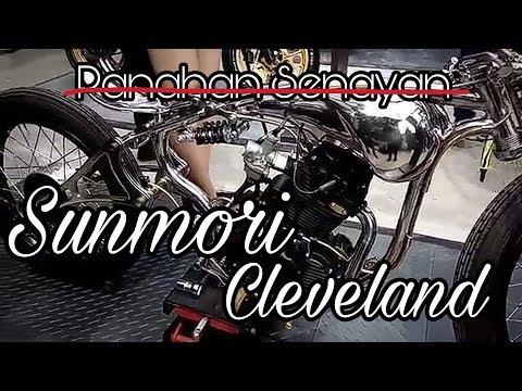 Video Motovlog #07 || Sunmori CROT to Cleveland || Dinda Nawa