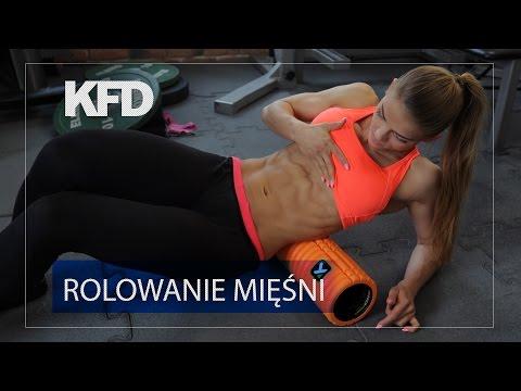 Rhomboid głównym ćwiczenie mięśni