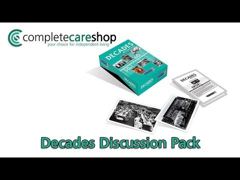 Decades Discussion Cards