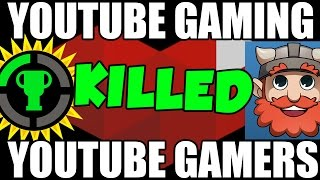 Game Theory: Youtube Gaming KILLED Youtube Gamers! (Game Theory Response) by Verlisify