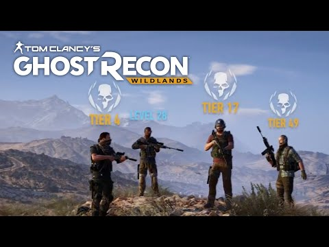 Ghost Recon Wildlands NEW GAME MODE TIER 1 and TITLE 5 Patch :: Tom