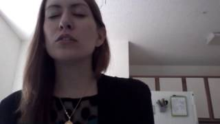 Cast it Out - original song - Cammie Ward