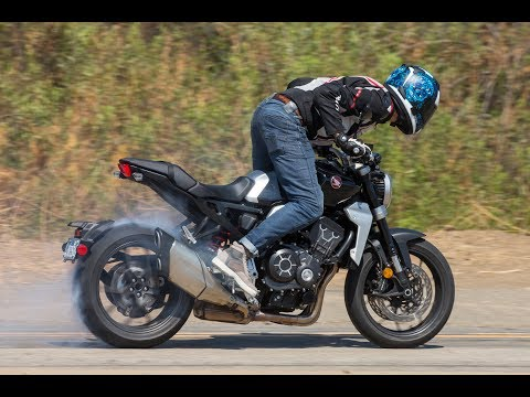 2018 Honda CB1000R | First Ride Review