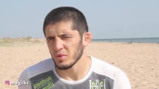 Ислам Махачев. Road to UFC