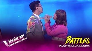 Cinta Mati (AgnezMo, Ahmad Dhani) - Rafi vs Ferlita | Battles | The Voice Indonesia GTV 2019