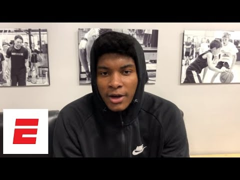 USC commit Kevin Porter talks about how growing up in Seattle affects his style   ESPN