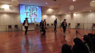 [Fantastic Day] Andromeda - Clap (Teen Top Dance Cover)