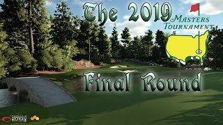The Golf Club 2019 - The Masters 2019 - Final Round