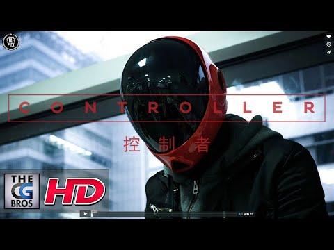 "CGI VFX Short Film : ""Controller"" – by Saman Kesh"