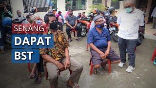 Bansos Tunai Dirasa Penuhi Kebutuhan Sehari-hari Supir Angkot & Penjual Kopi yang Terdampak Covid-19