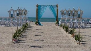 How To Have A Florida Beach Wedding?  Watch Us Work 2016.