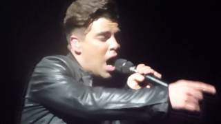 Until The Stars Run Out - Joe McElderry, SYSA tour - The Grand, Blackpool