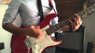 The Strokes    Reptilia (Albert Hammond Jr.Rythm Guitar) 100% Accurate Cover