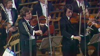 Viktor Tretyakov & Yuri Bashmet play Bruch Double Concerto - video 1985